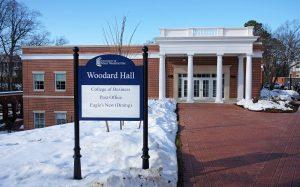 Image of Prince B. Woodard Hall